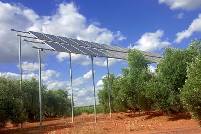 Bombeo solar en Cáceres